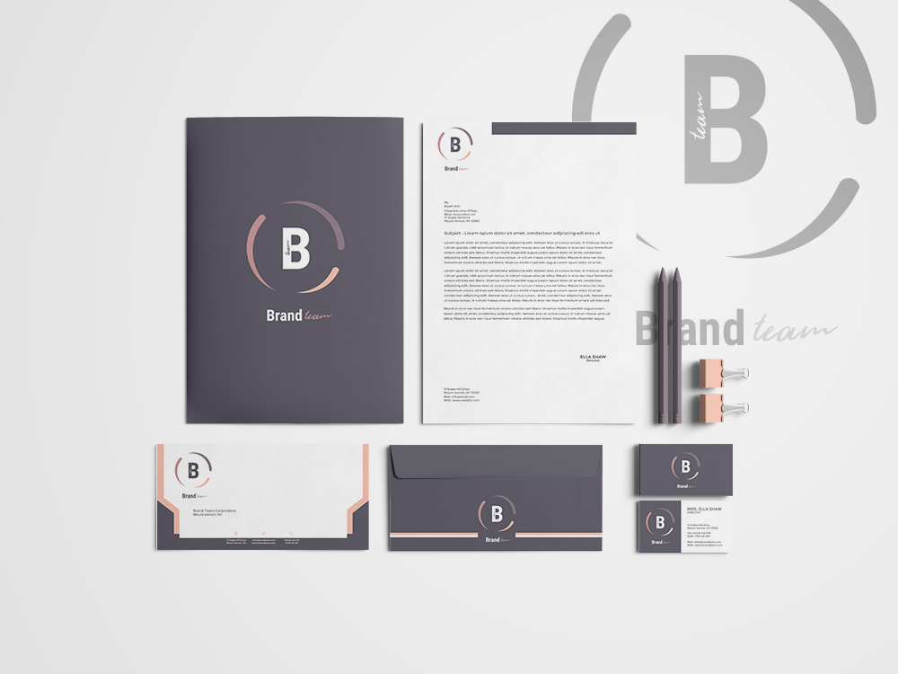 Corporate Identity Pack example image 2