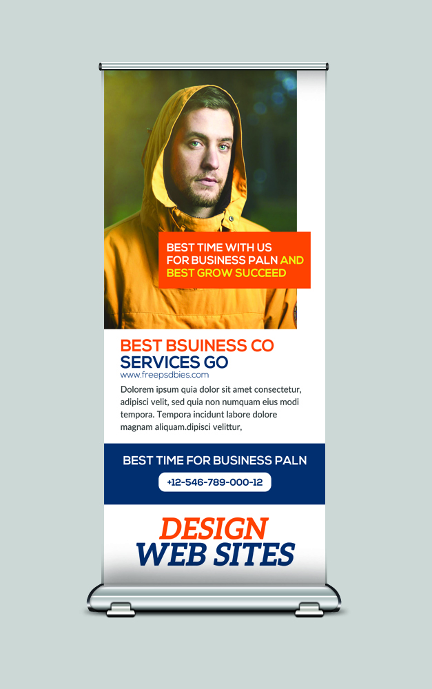 Business Rollup Banner  example image 2