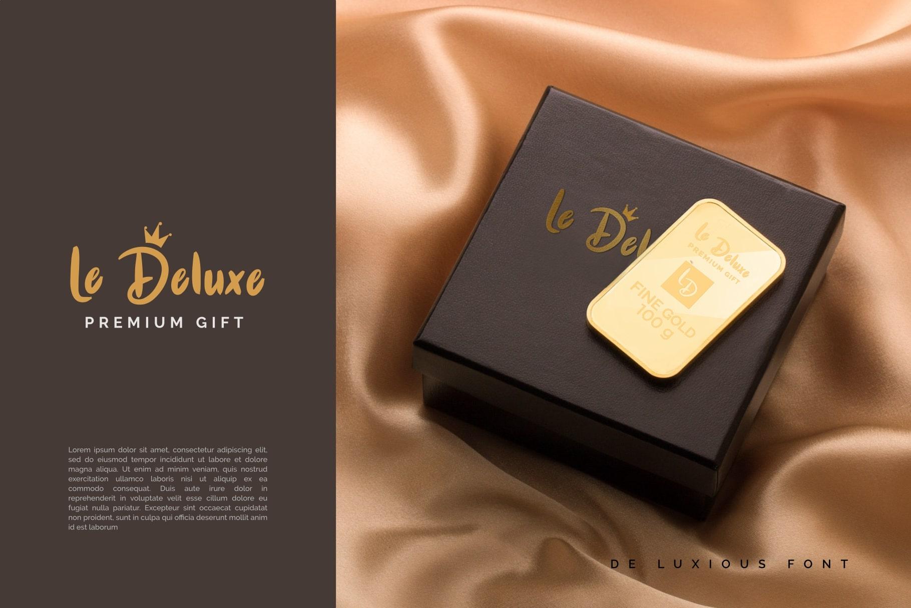 De Luxious example image 4