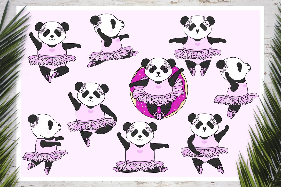 Panda Ballerina Set example image 5