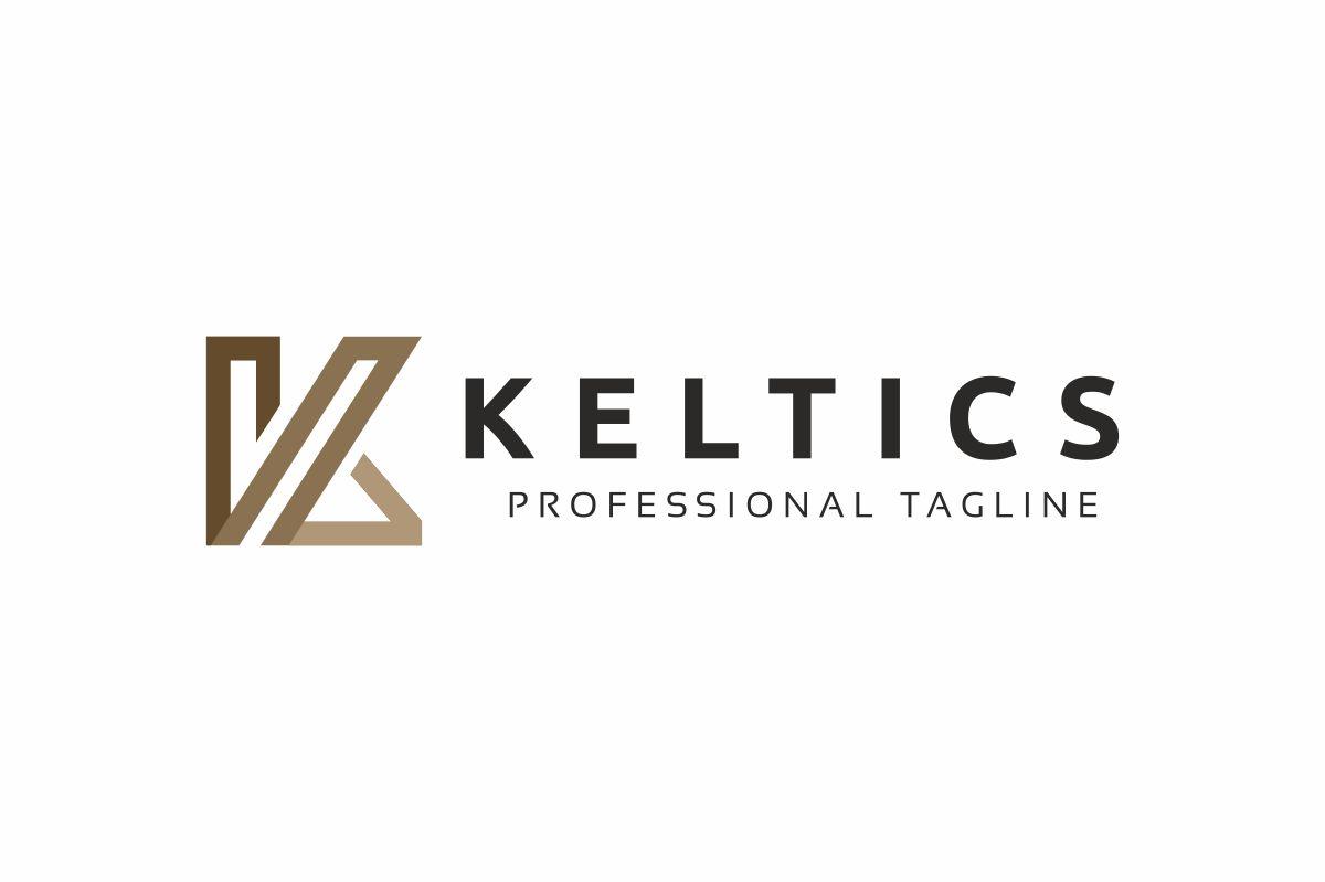 K Logo Monogram Letter example image 4