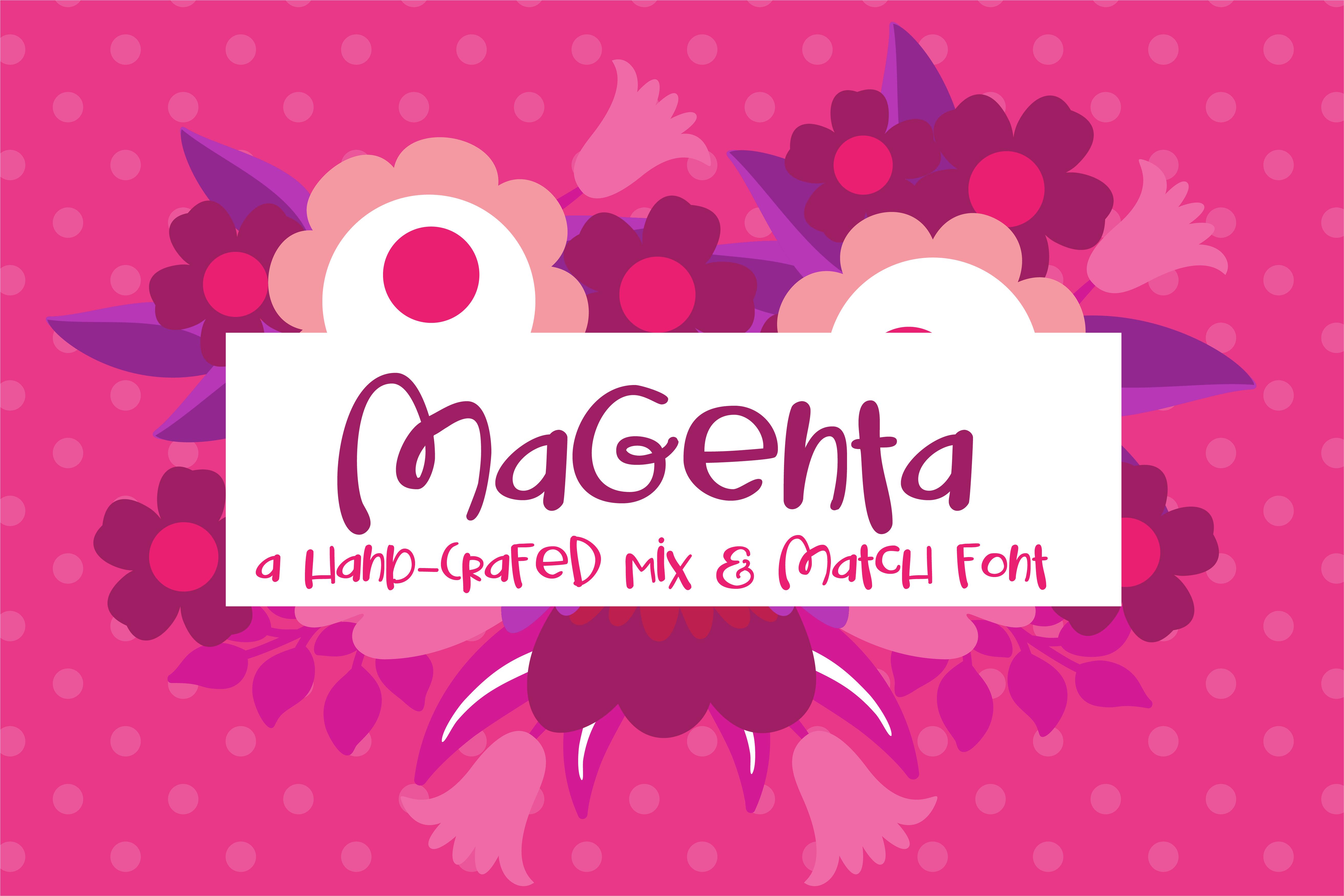 PN Magenta example image 1