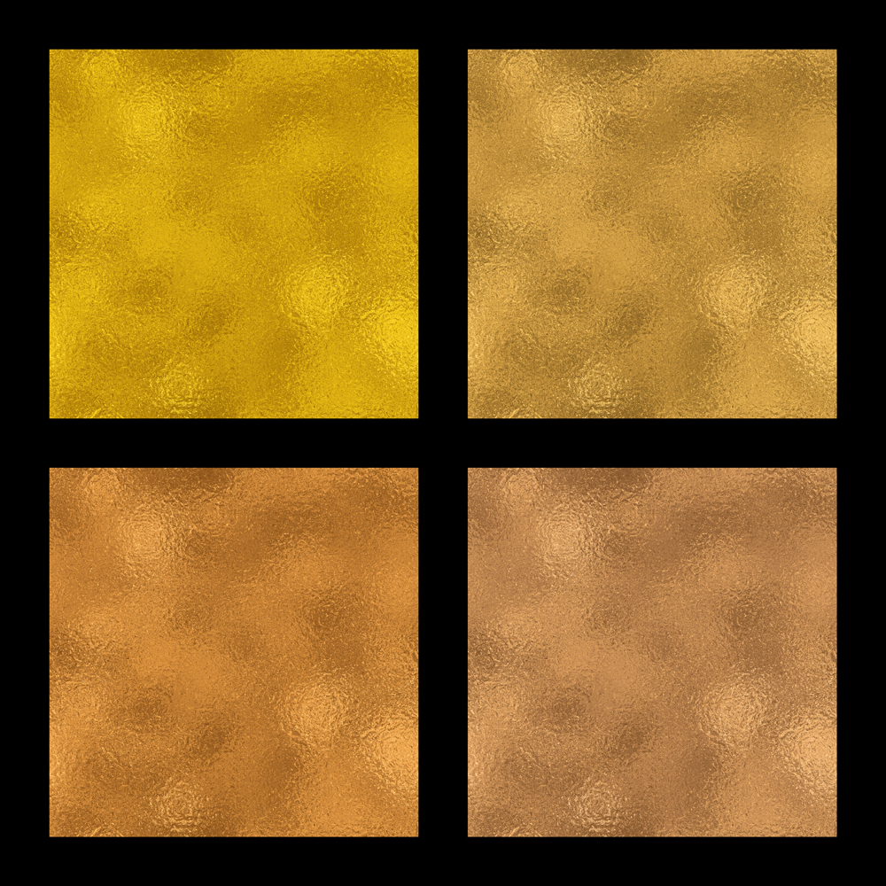 Gold Foils example image 2