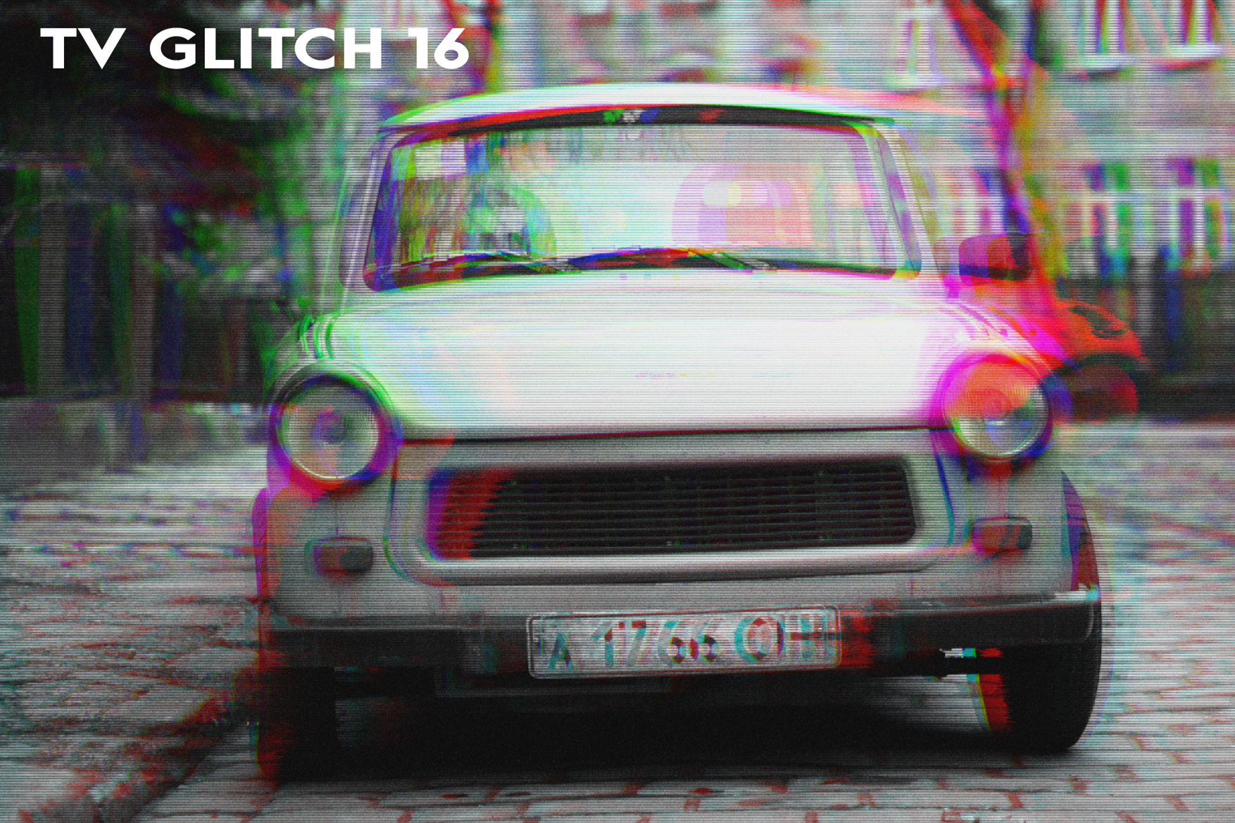 AL's Glitch TV Action Pack Vol. 1 example image 18
