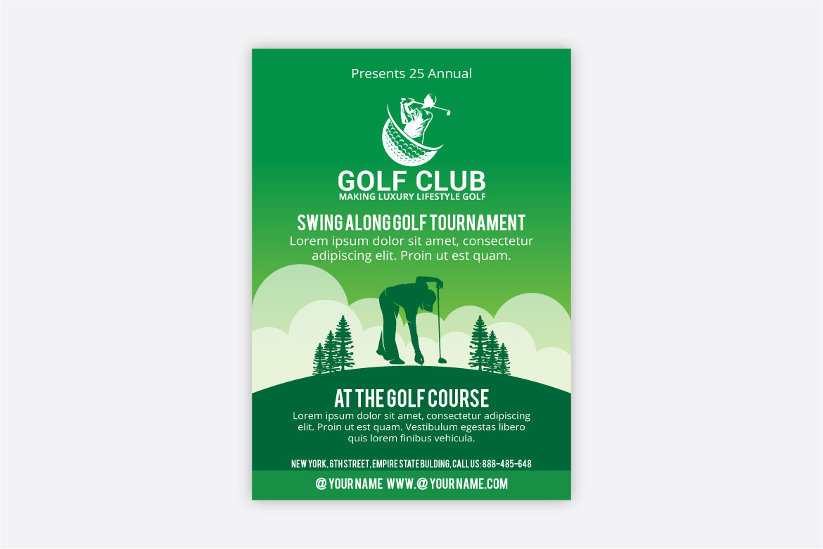 golf flyers example image 4