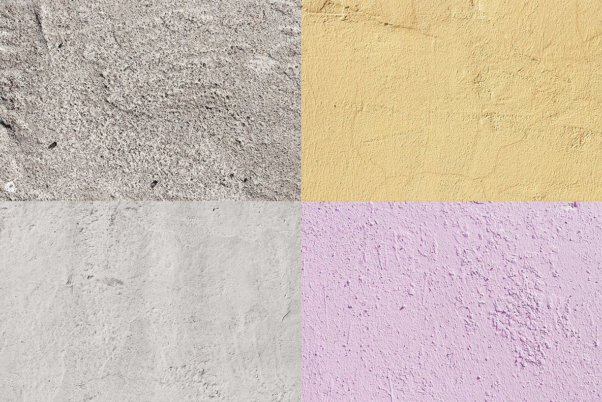 20 Concrete Wall Background Textures example image 7