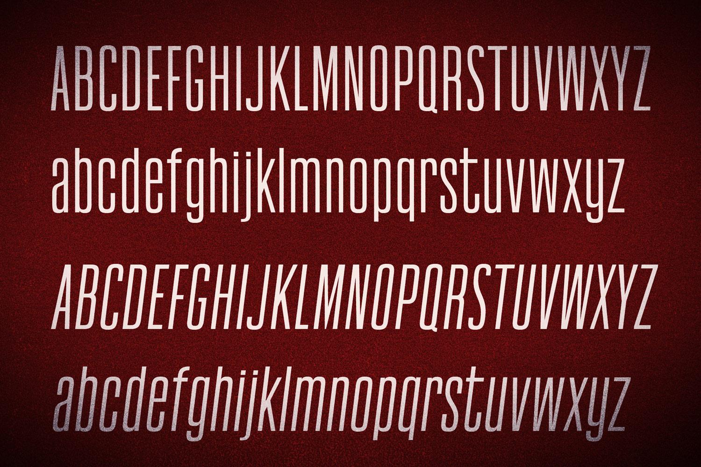 Newgate Sans example image 5