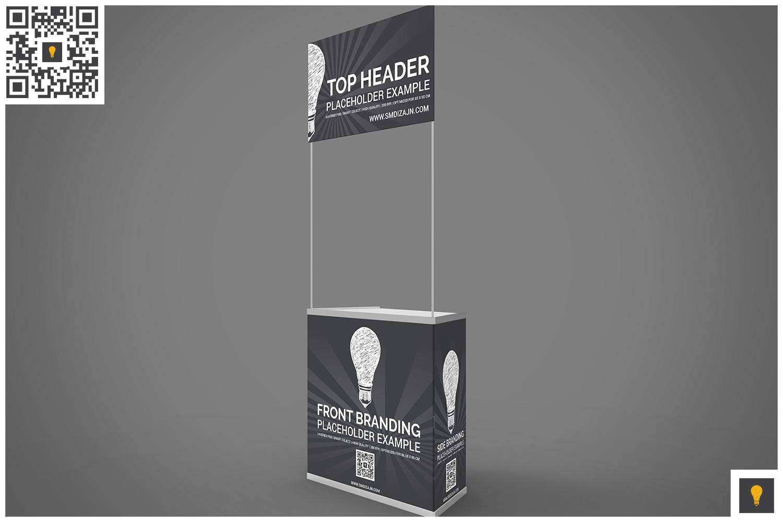 Promo Counter Mockup example image 5