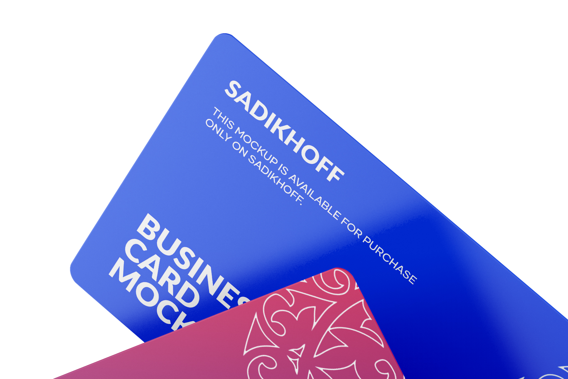 Business Cards Mockup example image 5