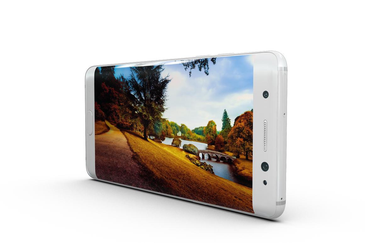 Samsung Galaxy Note 7 Mockup example image 10