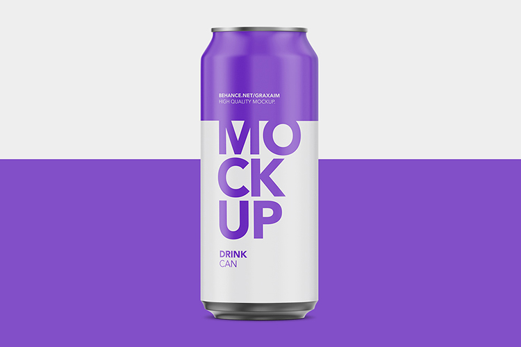 Drink Cans - Bundle Mockup example image 8