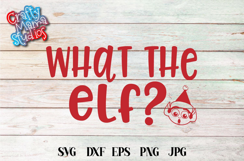 Christmas Elf Bundle, Elf SVG Sublimation, Elfin Cool SVG example image 9