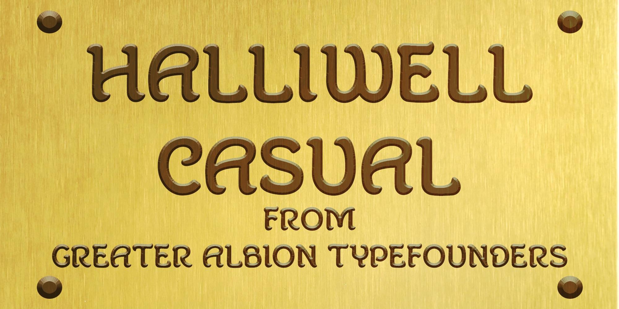 Halliwell Casual example image 12