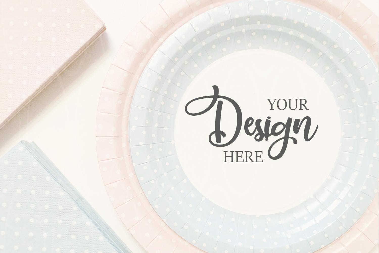 Ring dish mockup Styled Stock Photo Product example image 1