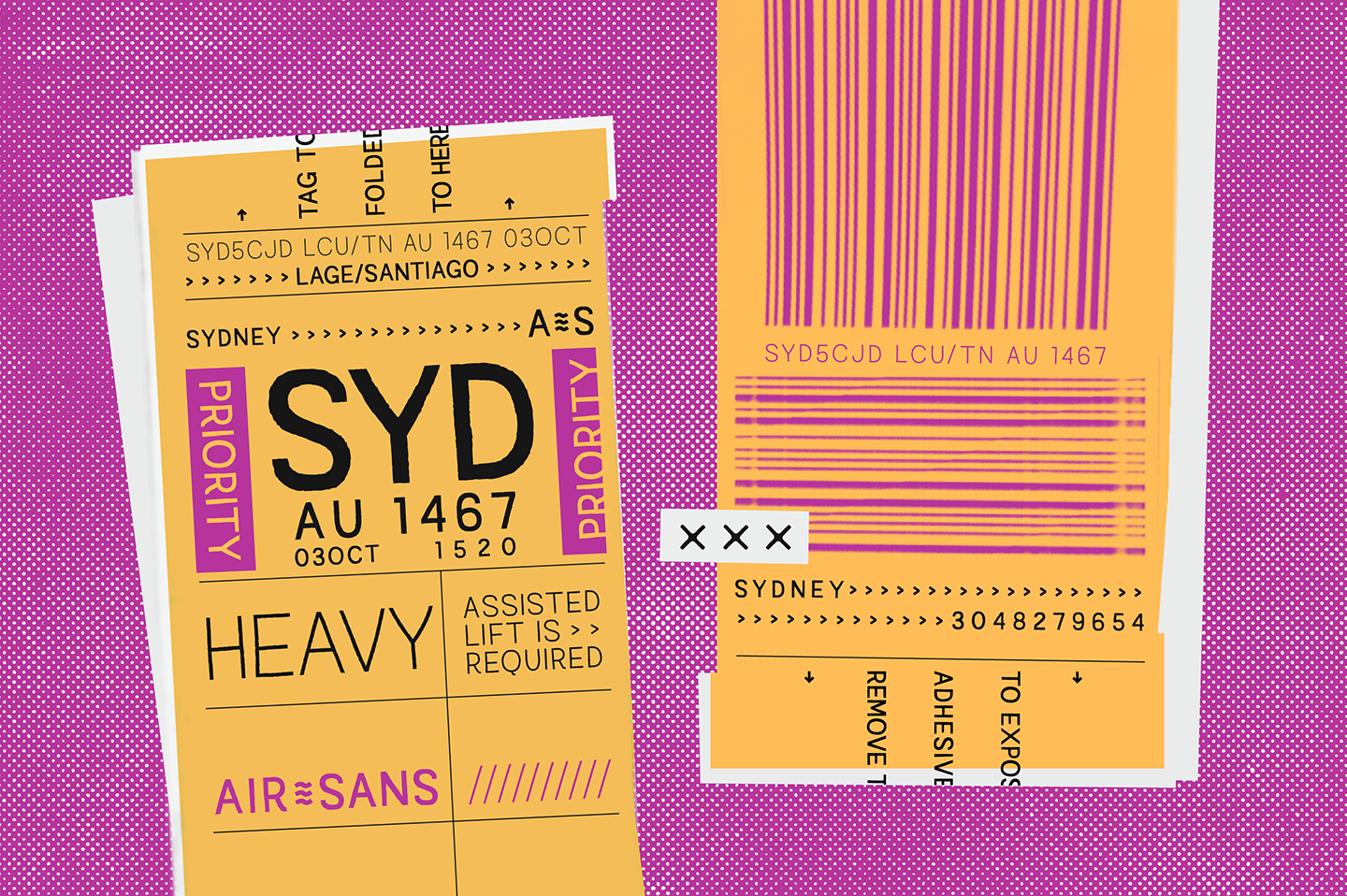 Austral Sans *Complete Family example image 17
