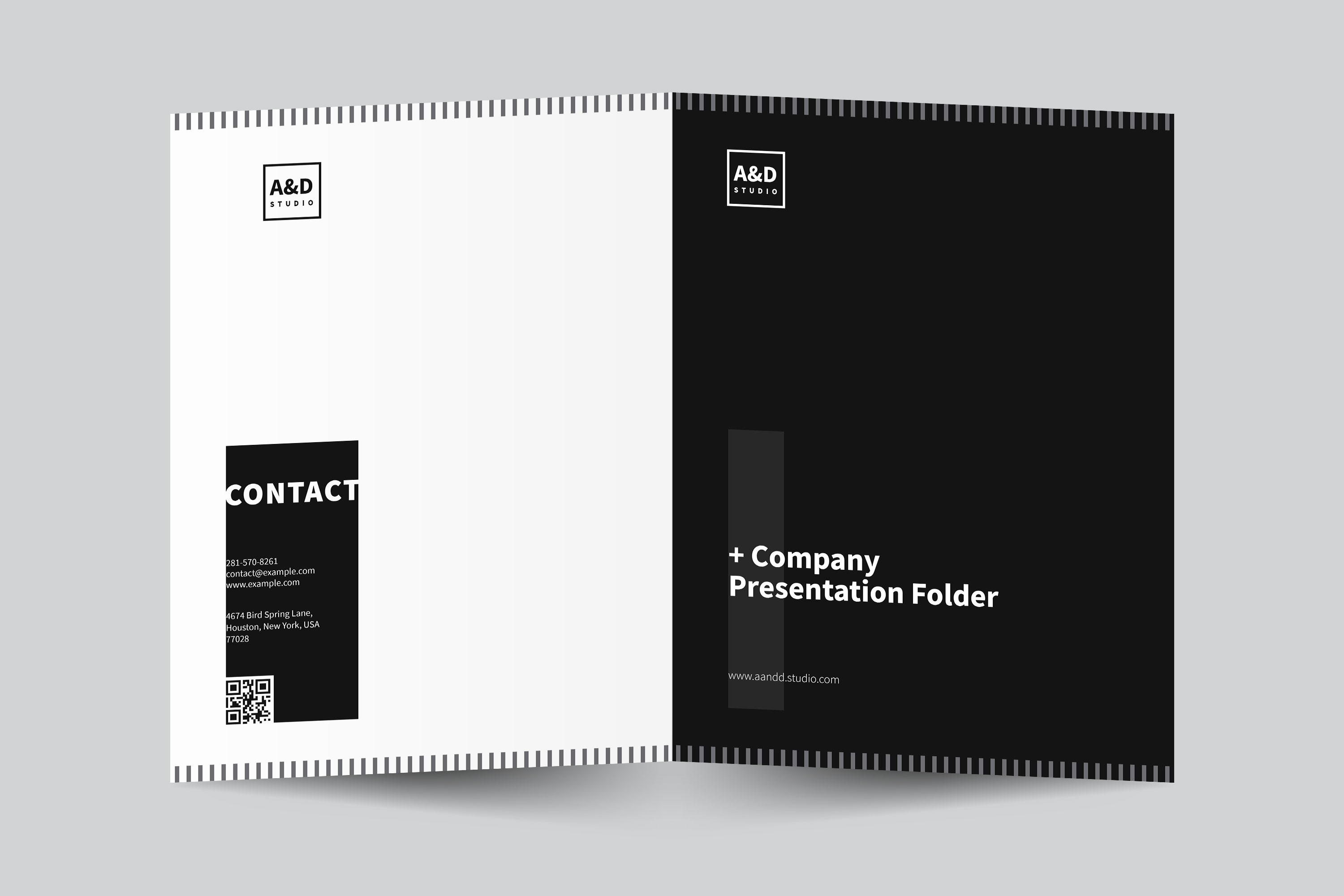 Minimal Corporate Identity Branding Set example image 3