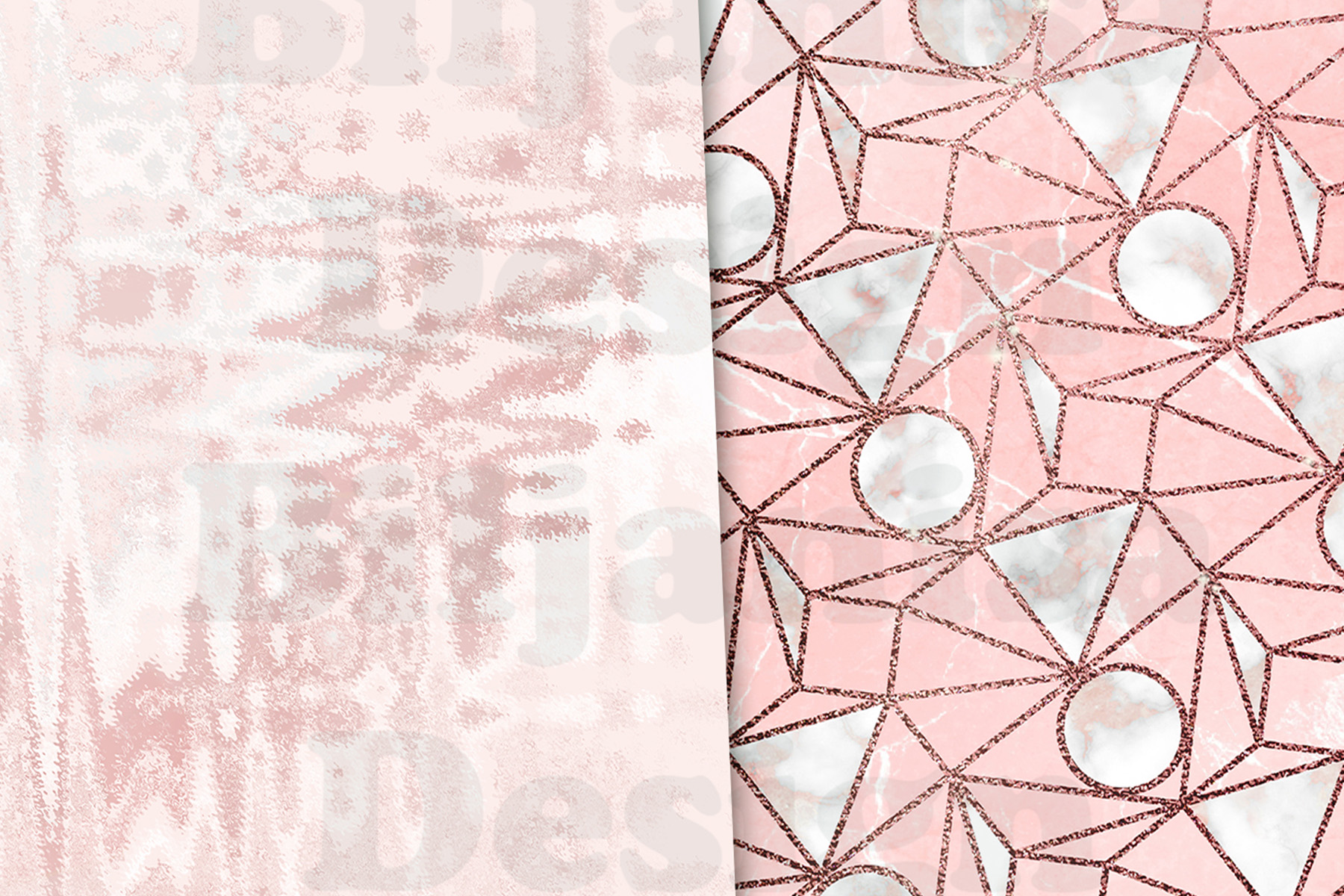 January in pink example image 8
