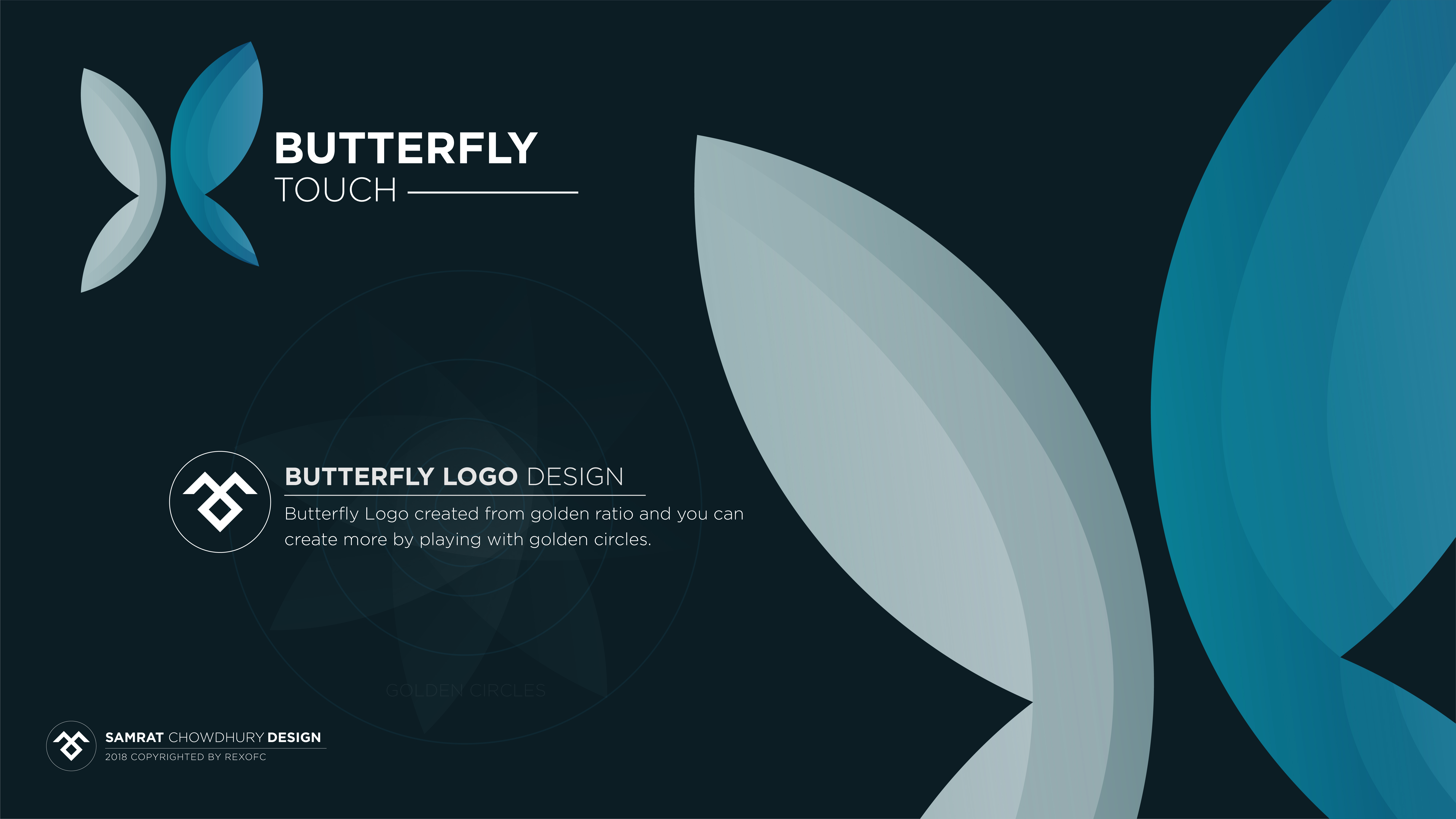 ButterFly Logo example image 2