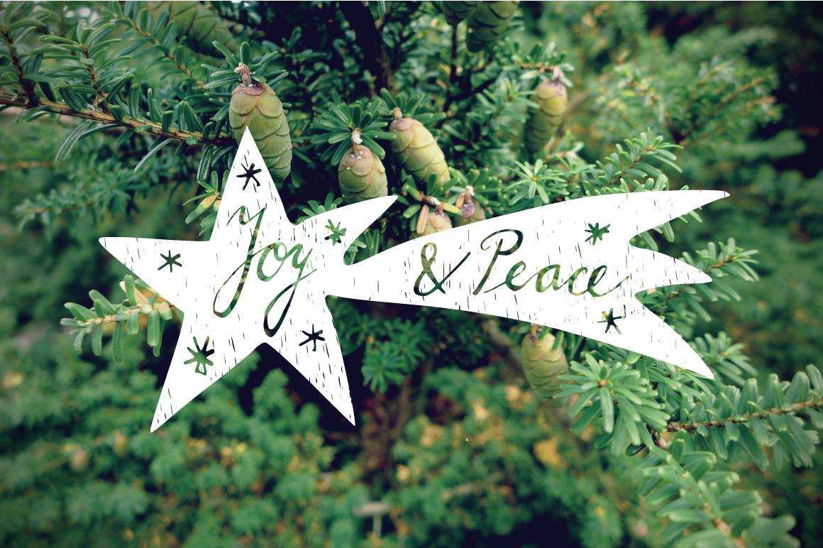 The Christmas Angel's set example image 3