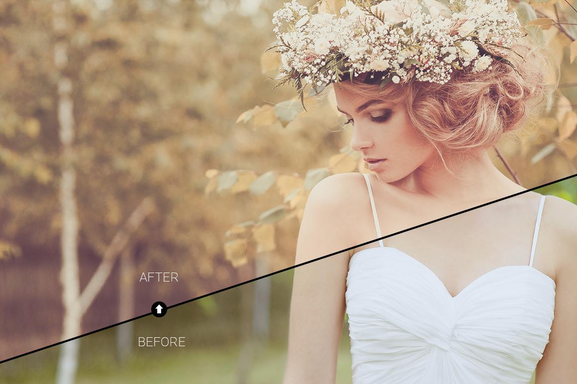 Wedding Day Lightroom Presets example image 4