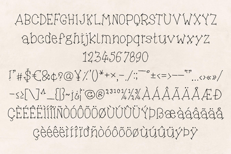 Potato Kukiry - Handwritten Quirky Fun Serif Font example image 5