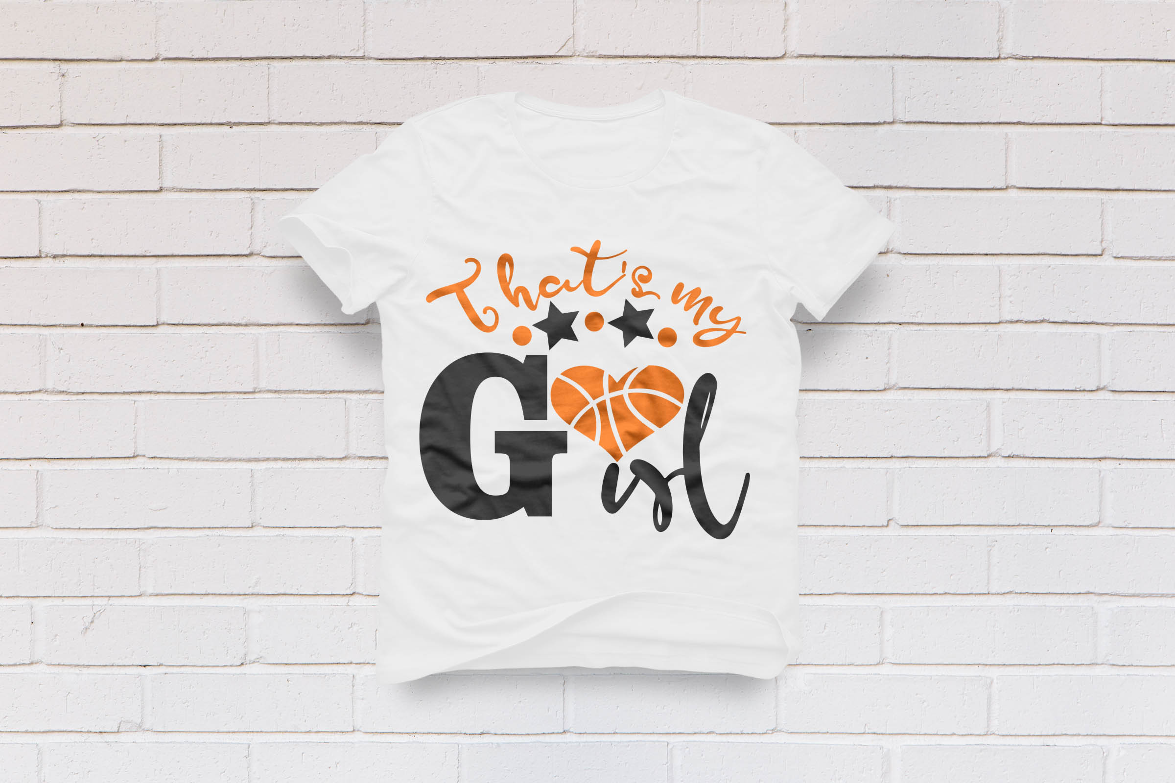 that's my girl basketball  example image 1