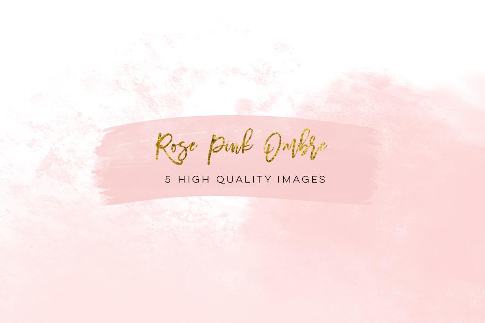 rose gold paper watercolor digital paper, Rose gold Scrapbook Paper, gradient watercolor digital paper, ombre gold rose pink texture digital example image 3