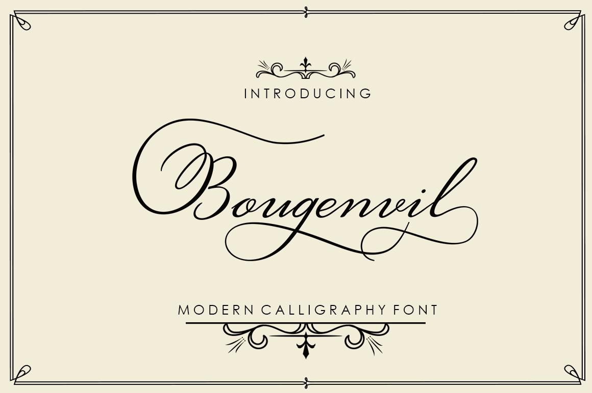 Handlettered Font Bundle example image 6