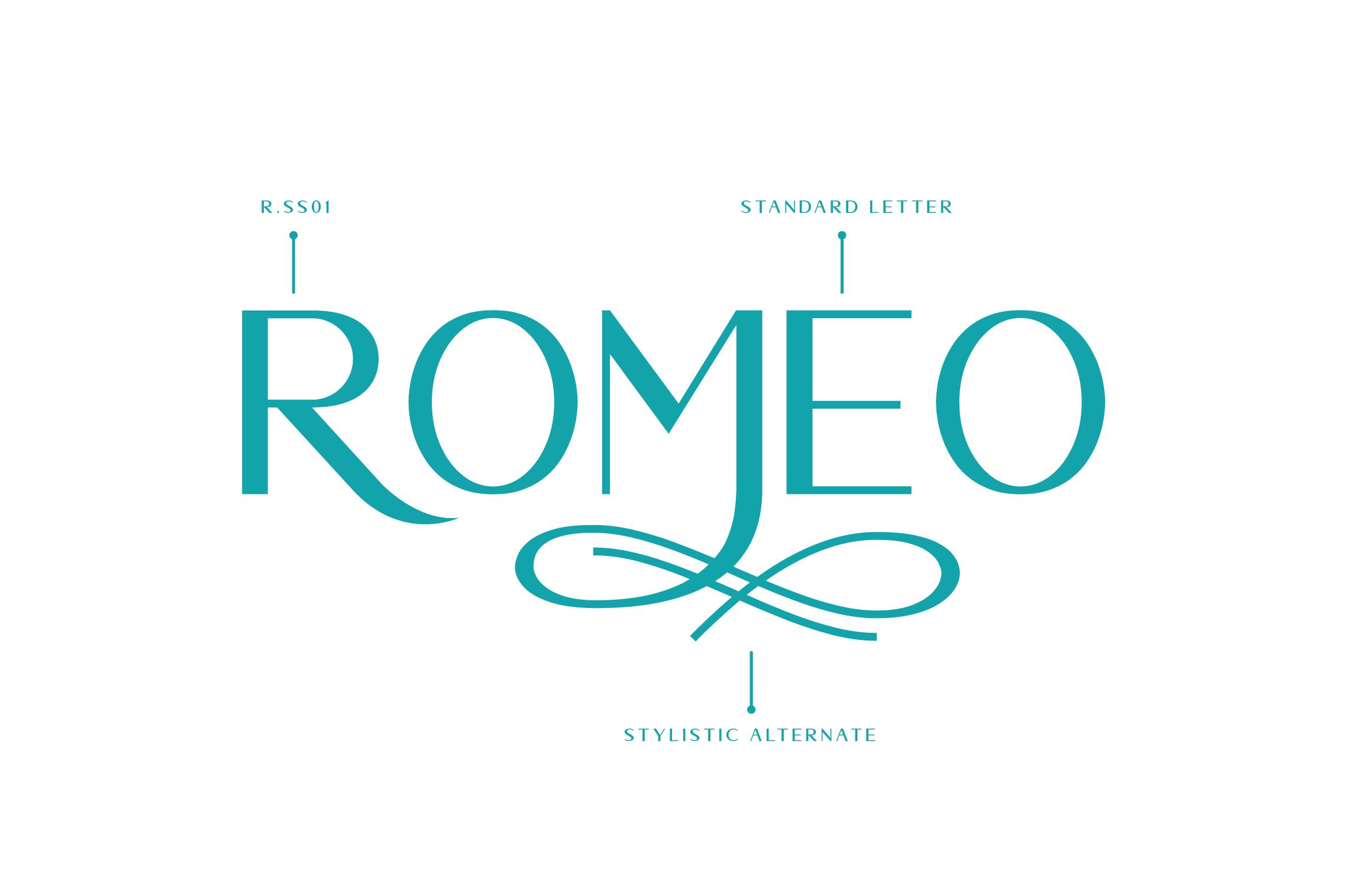 Abenda - Elegant Typeface example image 4