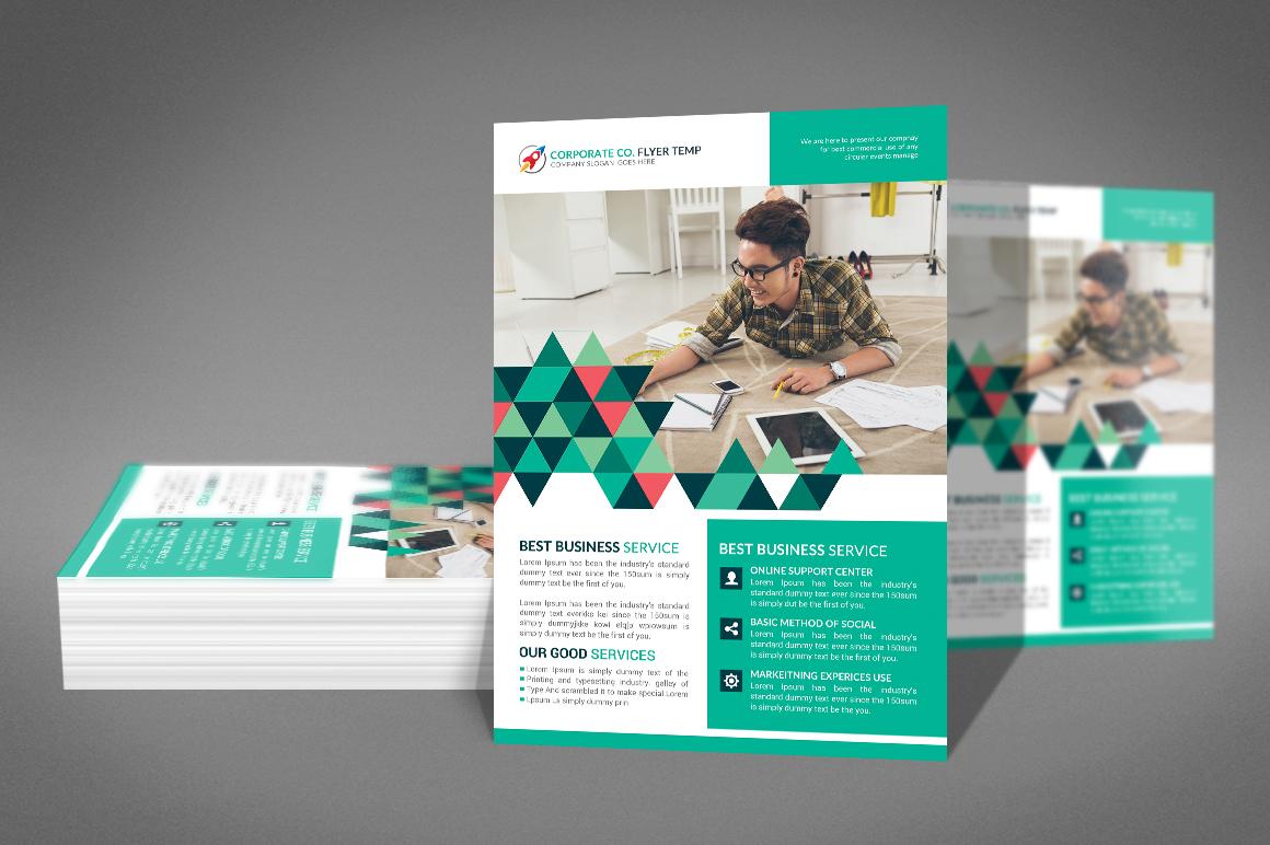 Company Flyer example image 3