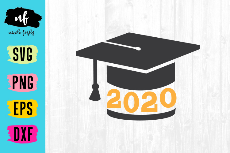 Senior 2020 Graduation SVG Bundle example image 12