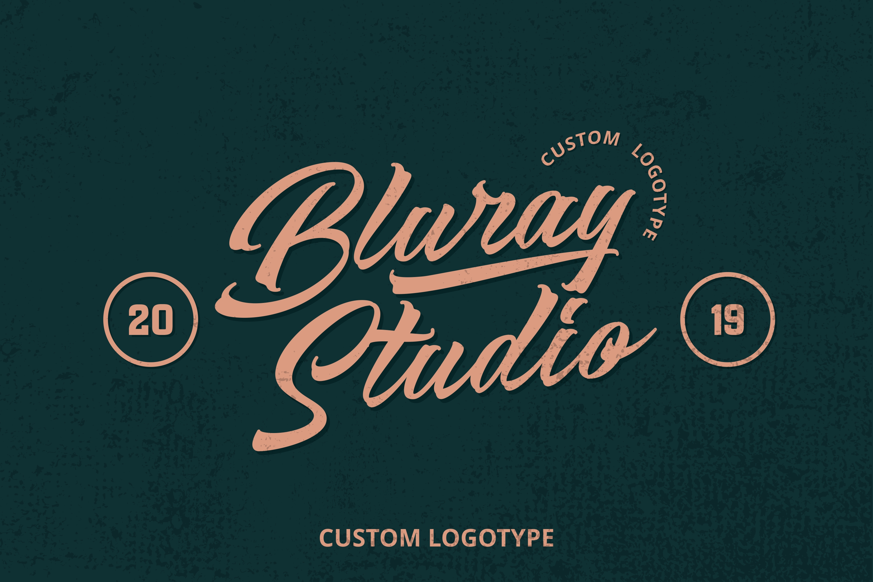 Backend Script Font example image 2