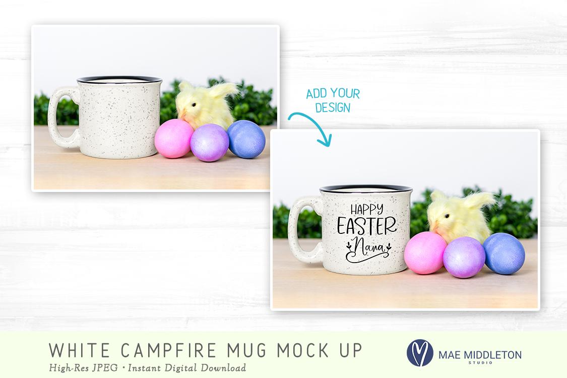 Easter Mock up Bundle example image 11