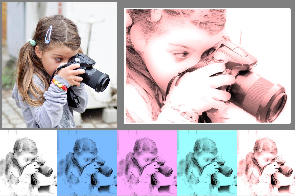 Retro Photo Action example image 4