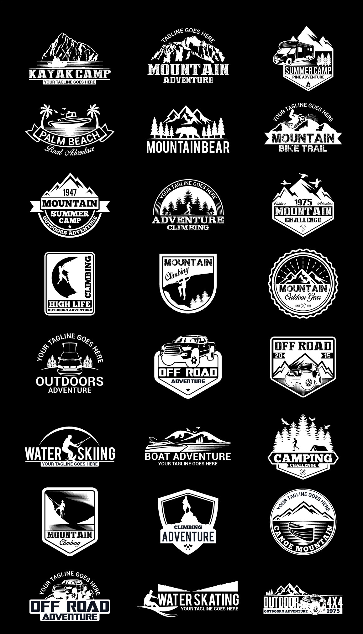 Adventure Badges example image 3