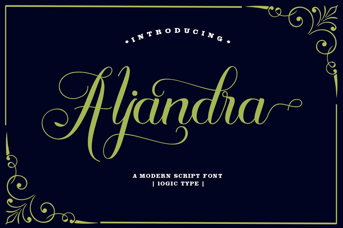 Aljandra example image 1
