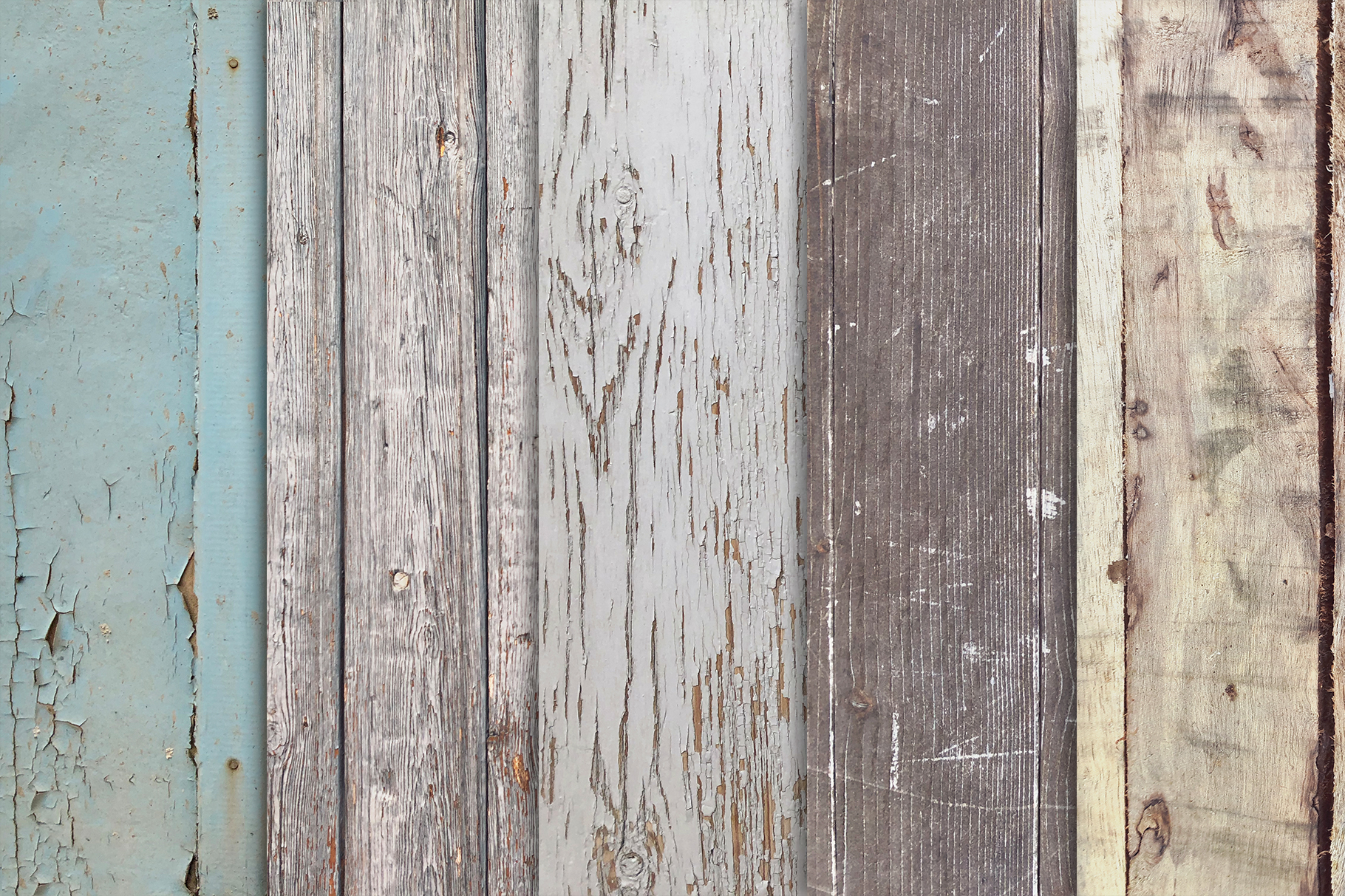 Old Wood Textures x10 vol2 example image 3