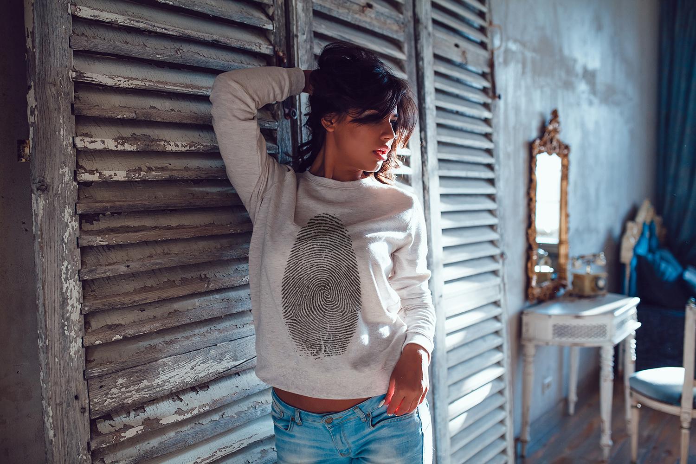 Sweatshirt Mock-Up Vol.1 2017 example image 11