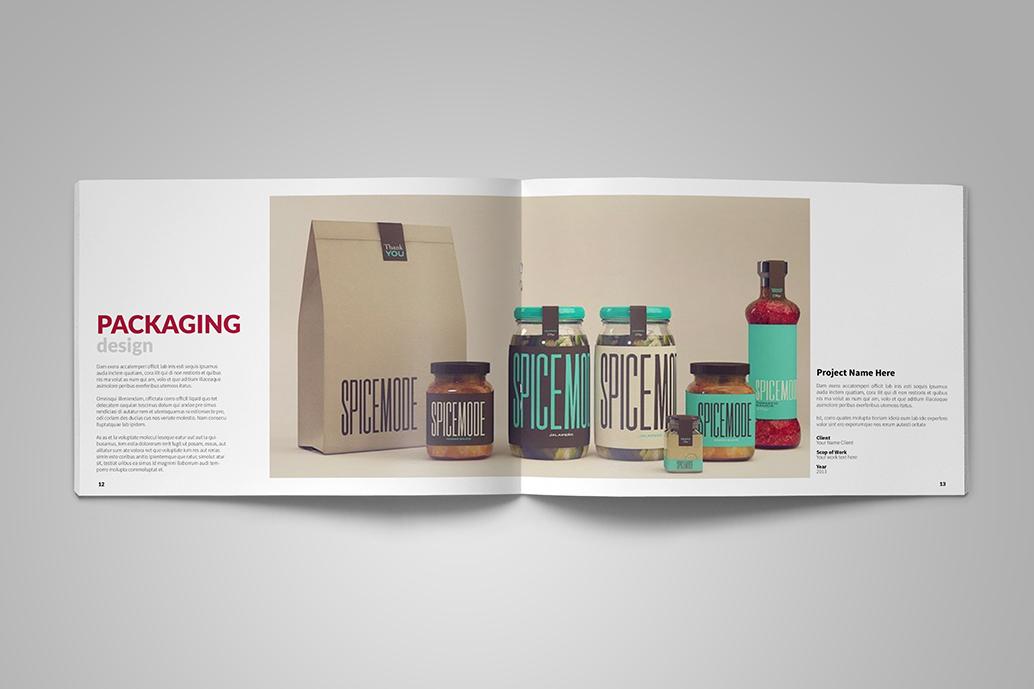 Graphic Designer/Photographer Portfolio example image 7