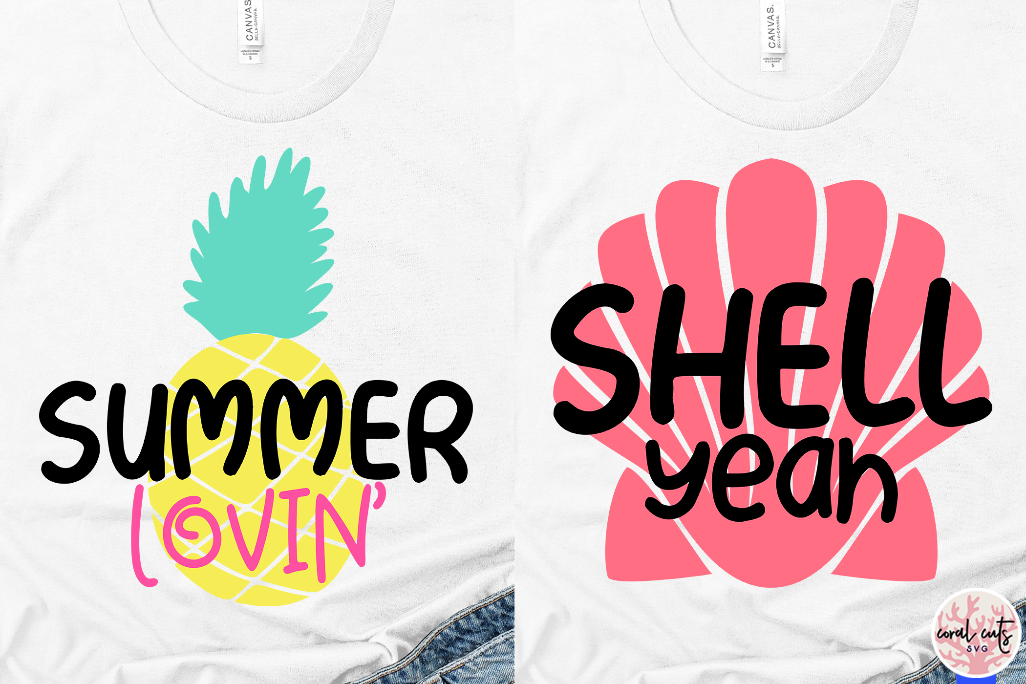 Summer Vacation Bundles - 10 Svg EPS DXF PNG Cut File example image 5