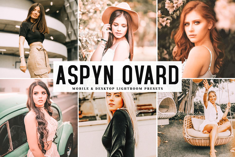 Aspyn Ovard Mobile & Desktop Lightroom Presets example image 1