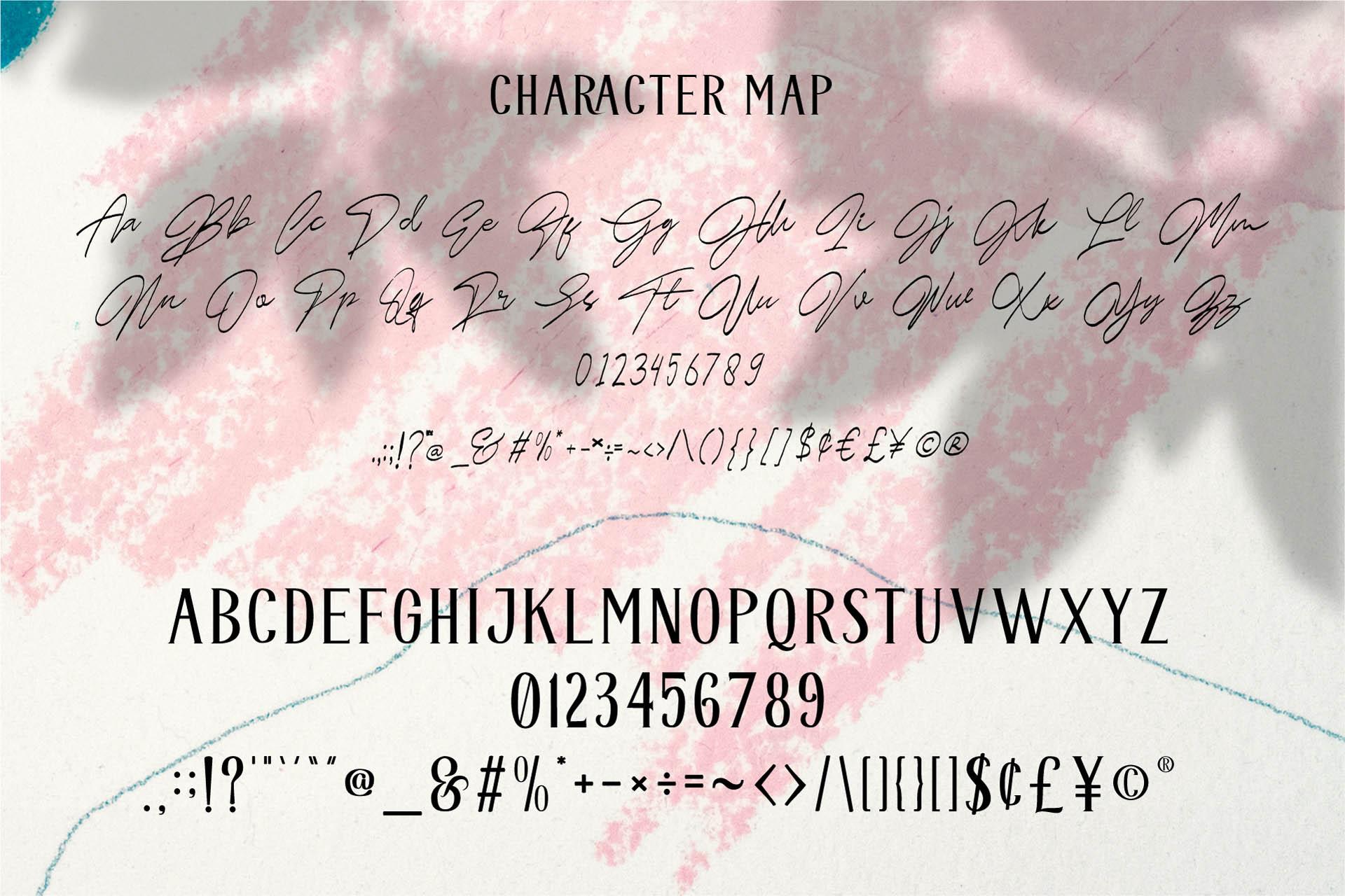 Las Pariellas Font Duo example image 10