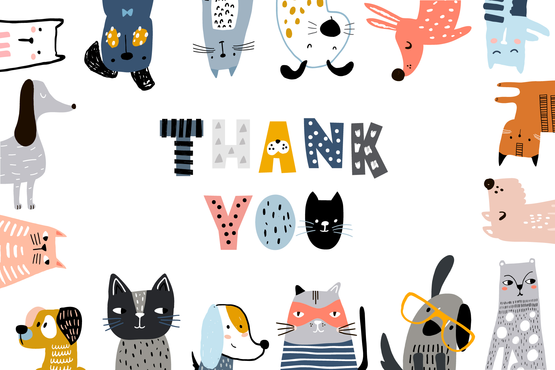 Cats&Dogs graphic collection example image 8