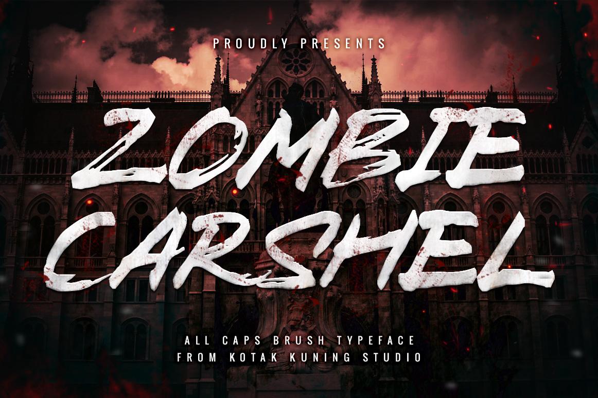 Zombie Carshel example image 1