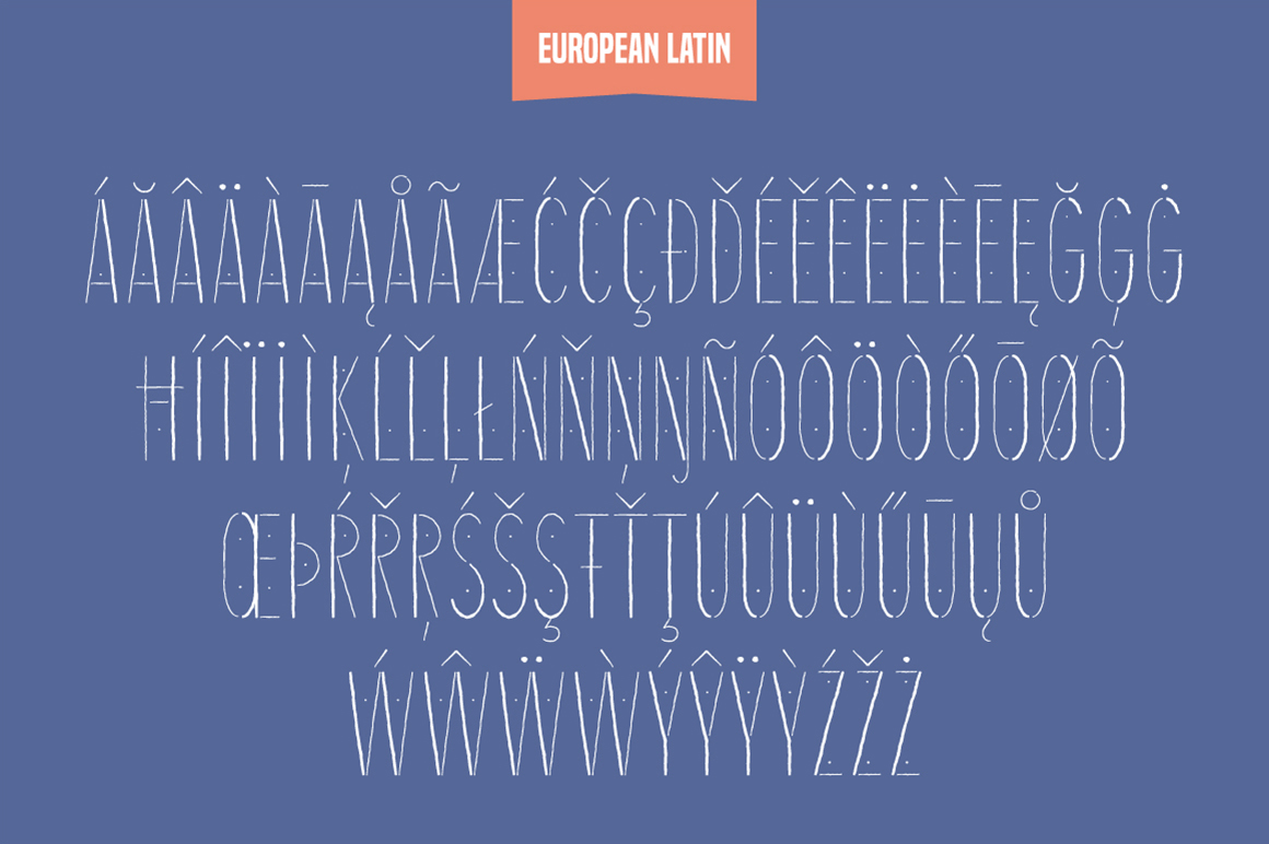 Good Day typeface example image 3