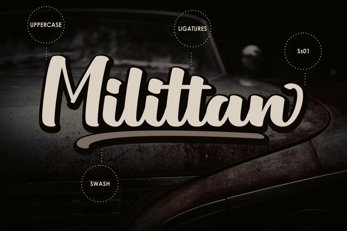 Milittan example image 4