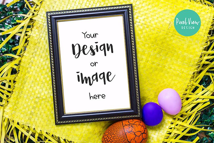 Frame Mockup | Easter example image 1