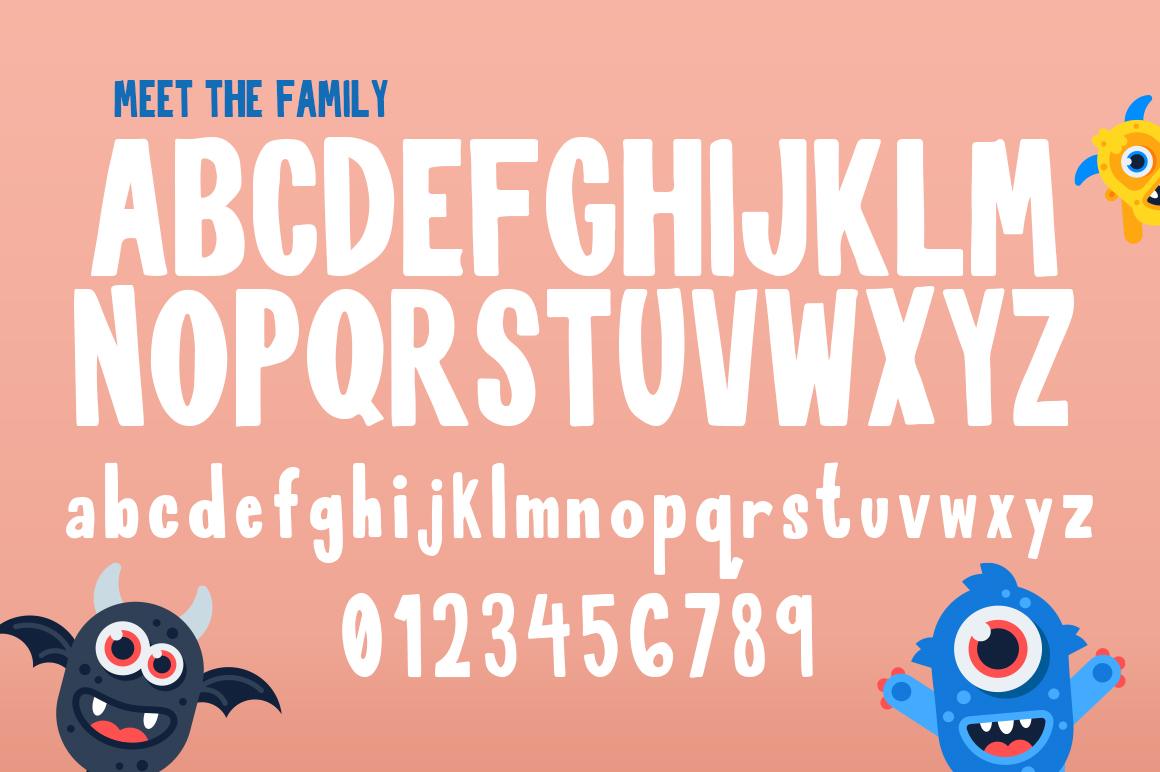 Playtime Font example image 4