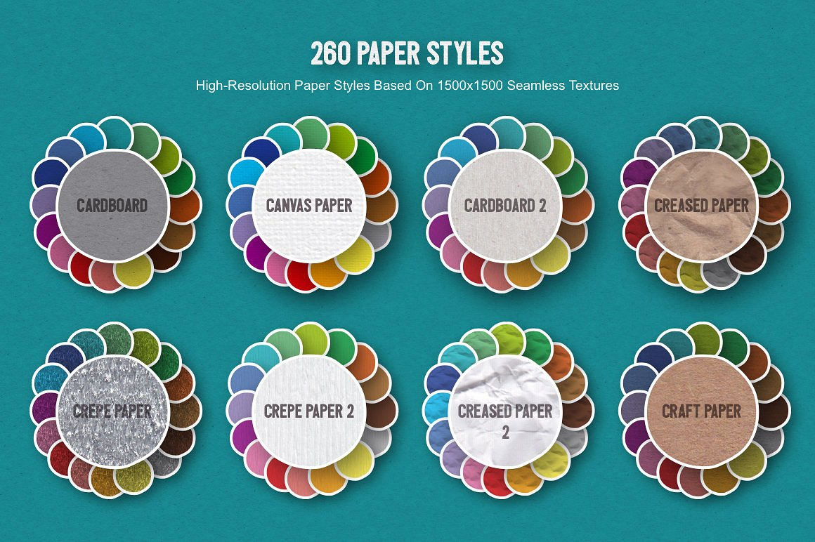 Paper Kingdom For Photoshop example image 4