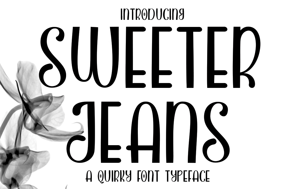 SWEETER JEANS example image 4